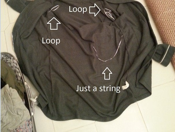 Why Do Robes Have Two Loops