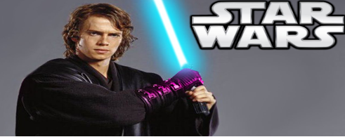 Why are anakins robes black